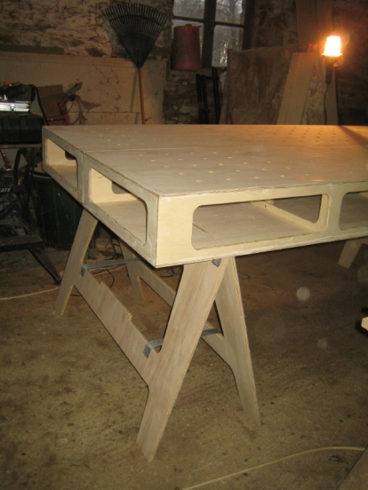 Workbench and Trestle