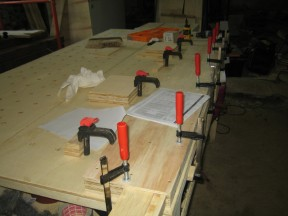 You can never have too many clamps!