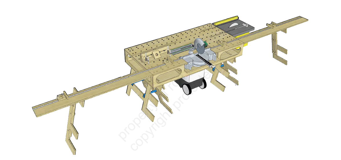 Another Portable Workbench | Travaux · Rénovation · Bricolage